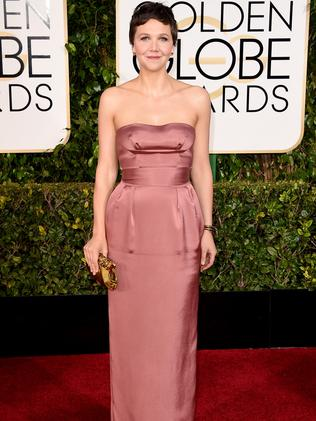 Honourable mention ... Maggie Gyllenhaal. Picture: Getty Images