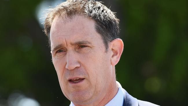 James Sutherland has thrown his support behind Chadd Sayers.
