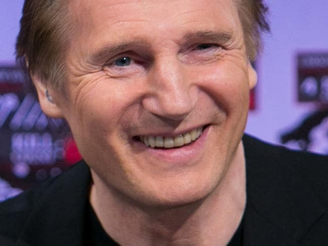 Neeson was 'joking' about famous girlfriend