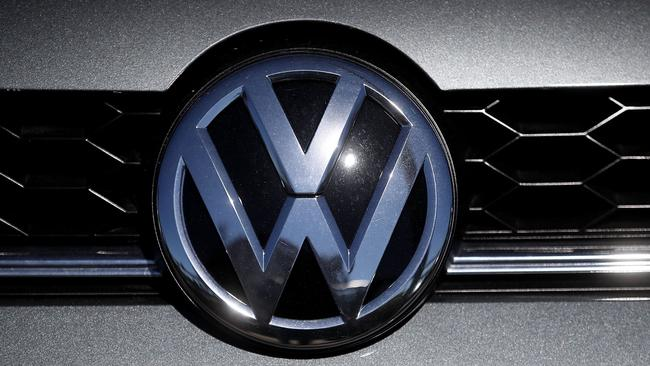 Volkswagen has been drawn into a fresh controversy over its Dieselgate recall. Picture: Getty Images
