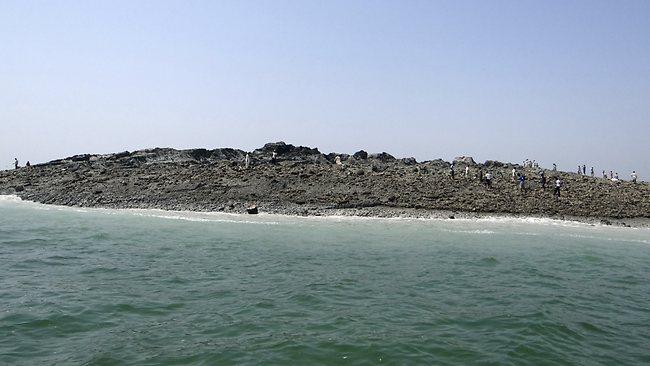 Quake island