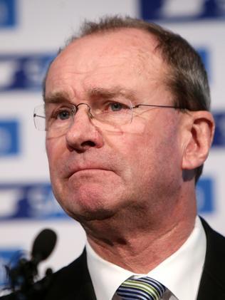 New Cabinet Minister Martin Hamilton-Smith