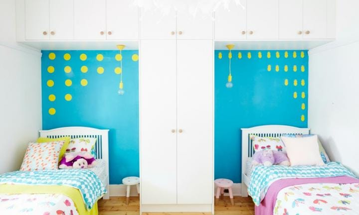 House Rules contestants' top tips for renovating a kids bedroom