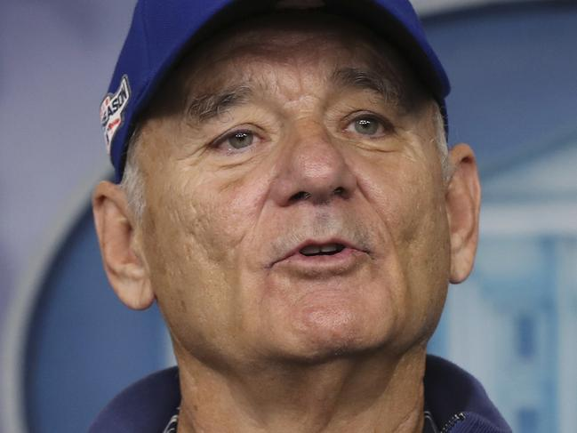 Bill Murray's cheeky White House address
