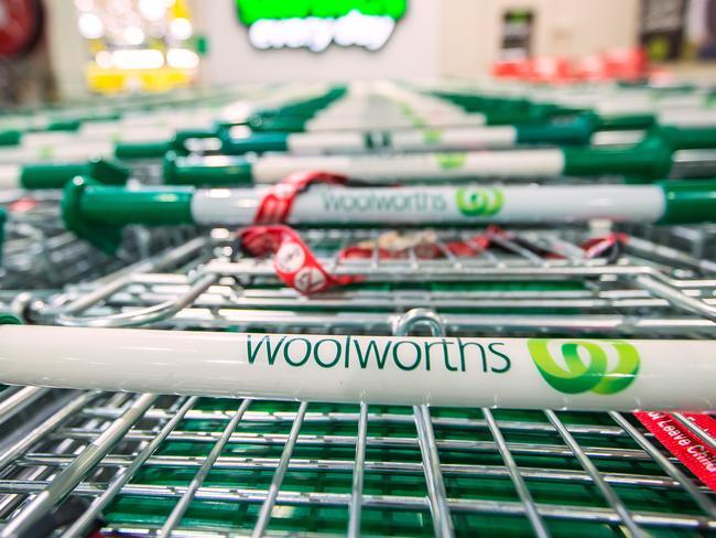 Woolies cleared over $60 million scheme