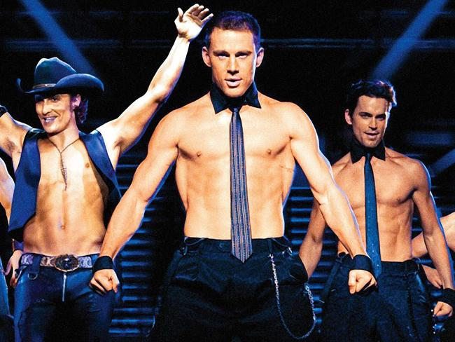 Magic Mike is a rare movie that prioritises female lust.