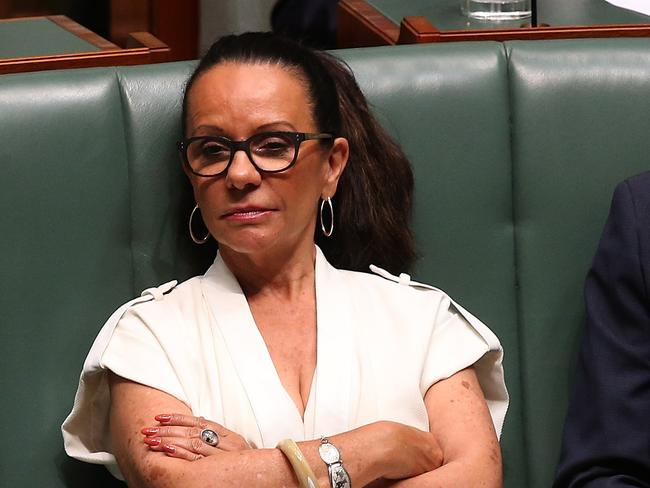 Shadow Human Services Minister Linda Burney says Labor will push for a senate inquiry into the debt-recovery system. Picture: Kym Smith