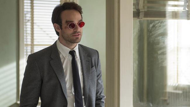 Charlie Cox as Daredevil. Picture: Netflix
