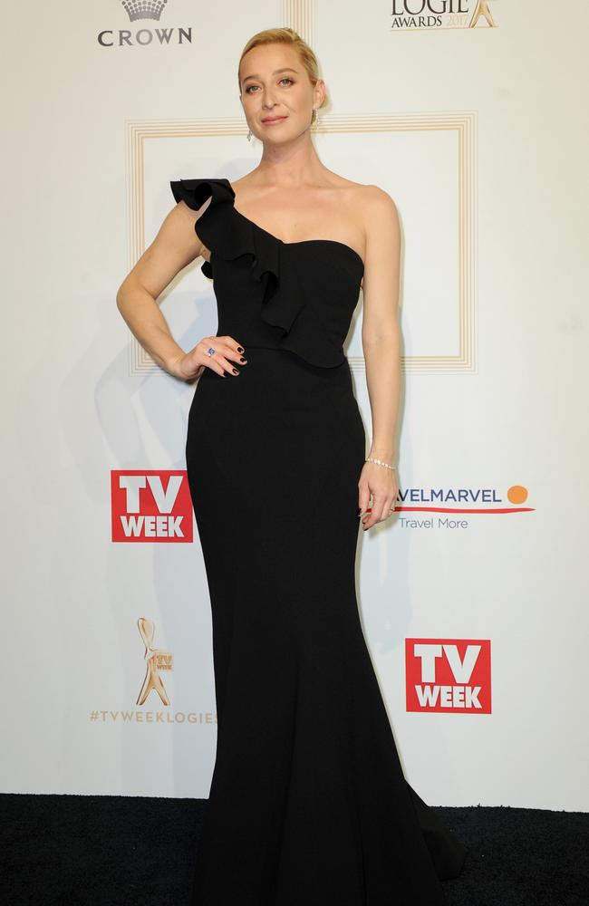 Asher Keddie. Picture: AAP