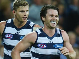 AFL Rd 6 - Geelong v Gold Coast