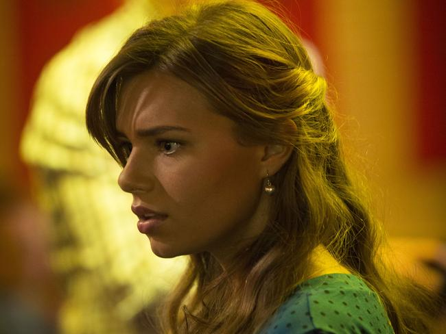 Home and Away star Indiana Evans is joining the House Husbands gang.
