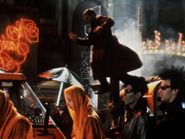 Worker dies on Blade Runner set