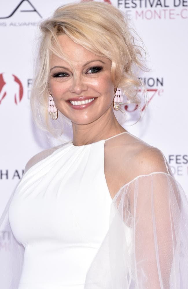 Pamela Anderson said she has been offered 'private auditions' in a hotel room. Picture: pascal Le Segretain/Getty Images)