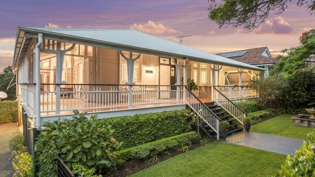 39 Yabba St, is listed for sale in the luxury enclave of Ascot.