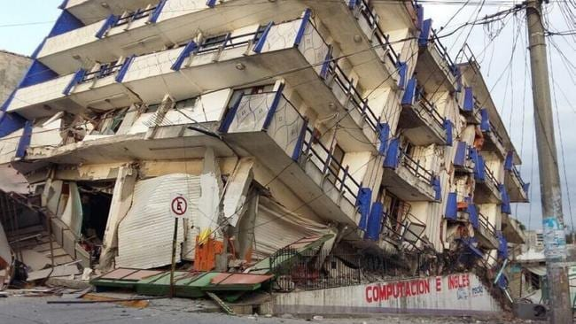 Mexico Earthquake Reports Of Extensive Widespread Damage After Magnitude  Quake