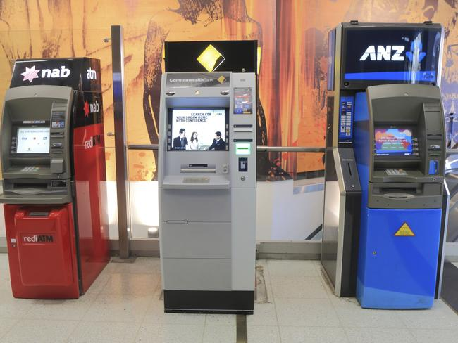 The big four banks will all dump ATM fees in Australia for non-customers.