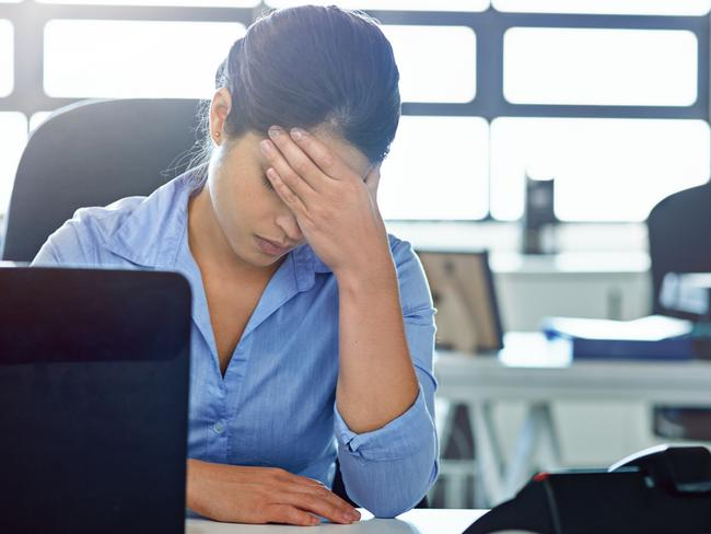 """Karoshi"" is becoming an increasingly concerning problem in Japanese culture. Picture: iStock"