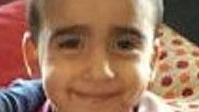 Mikaeel Kular, 3, was found dead behind a house in Kirkaldy, Fife, three days after was reported missing.