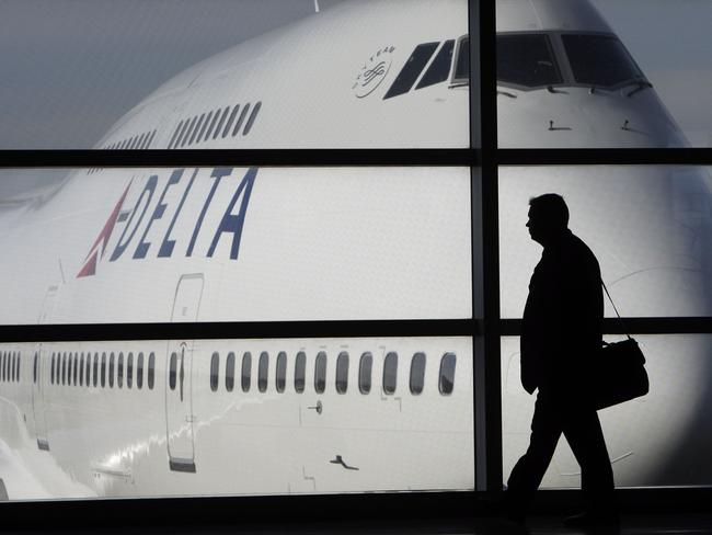 Suspended ... Delta Air Lines was among the carriers that have cancelled flights to Israel.