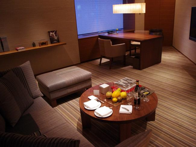 This Tokyo hotel room looks pretty clean to us! Picture: Matt at PEK