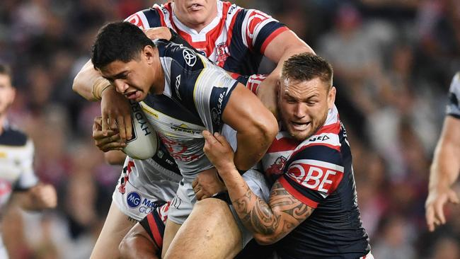 Jason Taumalolo is shaping as a walk-up start.