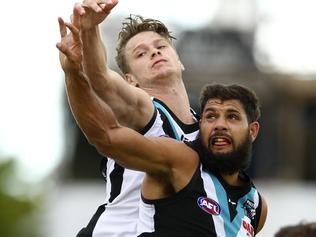 Port Adelaide internal trial
