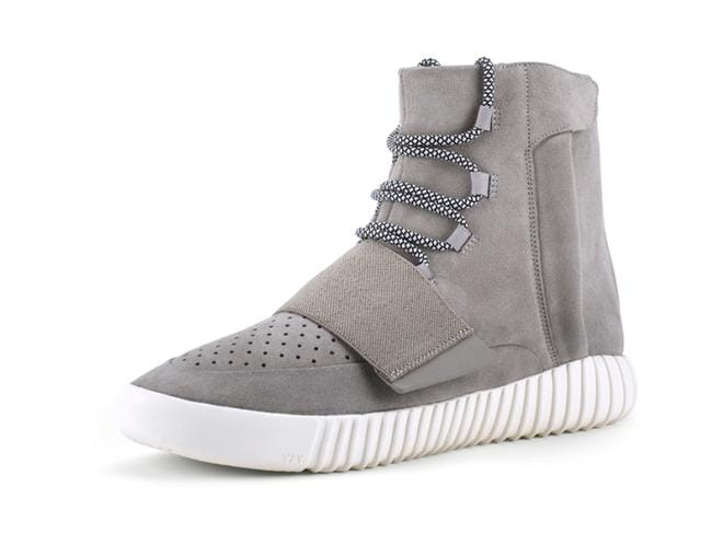Kanye West Adidas Yeezy Boot has not been a significant contributor to adidas' surge.