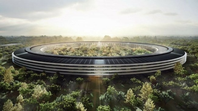 apple new head office. Every Mind-Blowing Detail About Apple\u0027s New Head Office Apple