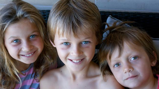 The Maslin siblings Evie, Mo and Otis were tragically killed in the downed Malaysia Airlines MH17 flight.