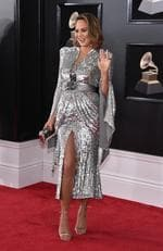 Chrissy Teigen attends the 60th Annual GRAMMY Awards at Madison Square Garden on January 28, 2018 in New York City. Picture: John Shearer/Getty Images