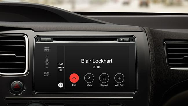 Finally, an easy to use car infotainment system.