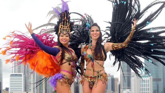 Judging by Brazil's Carnivale party, you wouldn't think it was a sexually restrictive country.