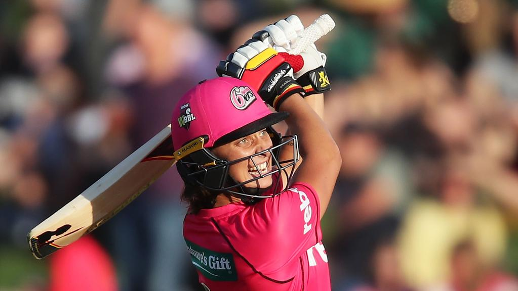 wbbl ash gardner belts 114 from 52 balls sydney sixers. Black Bedroom Furniture Sets. Home Design Ideas