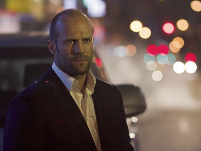 Tough guy ... Action star Jason Statham in a scene from 2012 film 'Safe'. Picture: Supplied