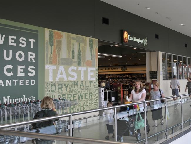 Woolworths account for almost 40 per cent of liquor retailing in Australia.