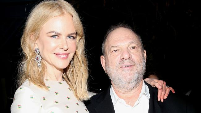 Weinstein was a star among the stars. Picture: Rachel Murray / Getty Images.