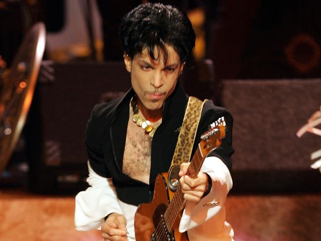 Musician Prince died from accidental overdose according to autopsy findings. Picture: Kevin Winter/Getty Images