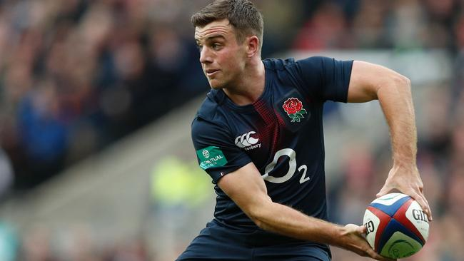 England's fly-half George Ford is getting back to his best.