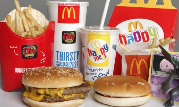 McDonalds is ditching one of their most popular kid's burgers