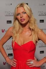<p>Actor and singer Sophie Monk at Who Magazine's Sexiest People Party at the Summit Bar and Restaurant, Australia Square in Sydney CBD.</p>