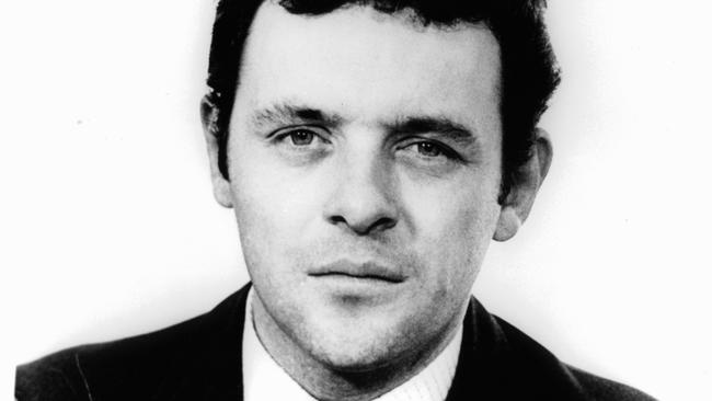 And just for fun, here's what Anthony Hopkins actually looked like ... Anthony Hopkins