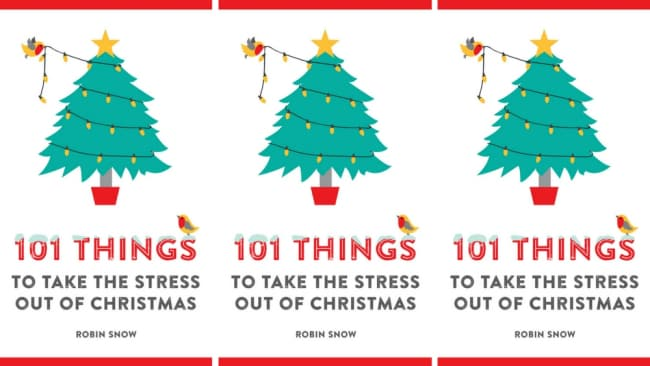 This is an extract from '101 Things To Take The Stress out Of Christmas' Photo: Supplied