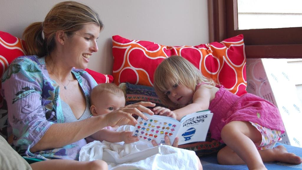 'No shame' in getting post natal aid