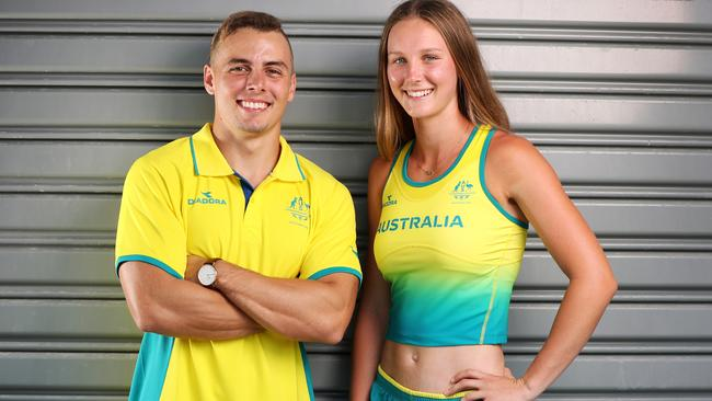Trae Williams and Riley Day lead the Aussie sprint charge on the Gold Coast