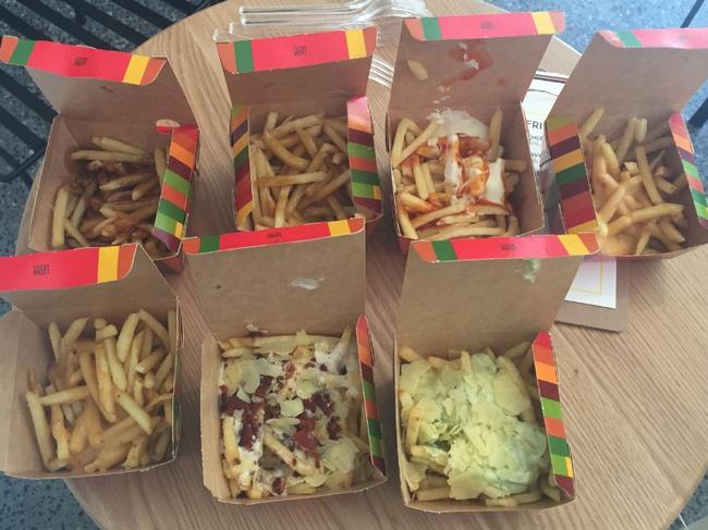 The verdict on the Maccas pop-up fries