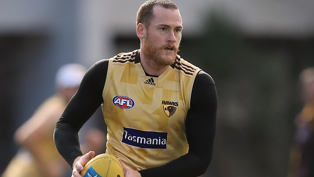 jarryd roughead - photo #2