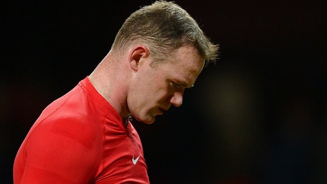 """Wayne Rooney says his penalty taking has """"not been good enough"""" for a club of Manchester United's standing."""