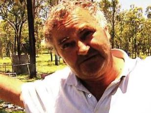 Paul Milat told A Current Affair he hadn't paid the rent he was supposed to. Picture: Channel 9