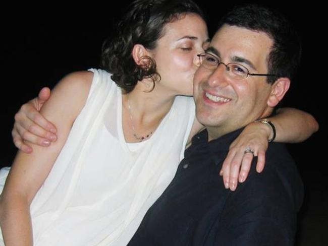 Tragic ... Sheryl Sandberg has spoken about the pain she felt at losing her husband David Goldberg so young. Picture: Supplied