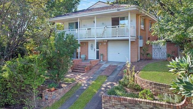 Suburb where houses sell cheaper than units